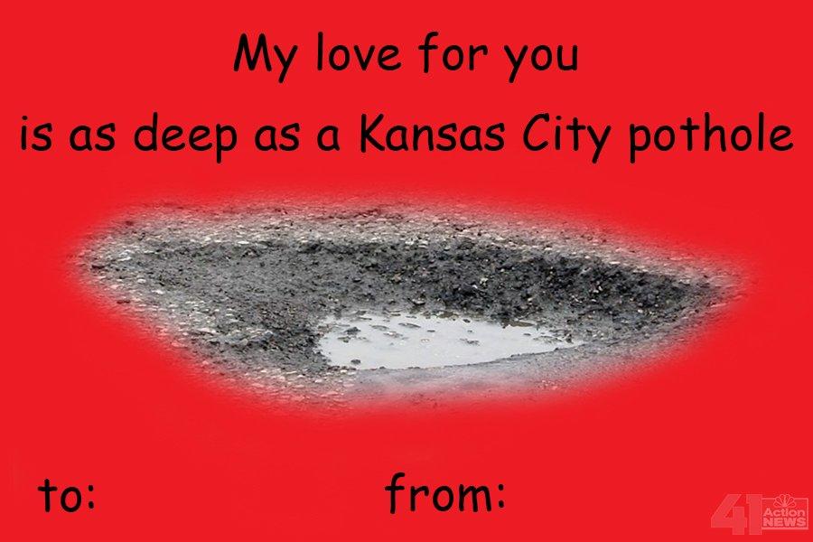 Happy Valentine's Day, Kansas City! 💘💕
