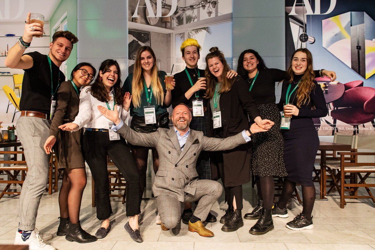 Thank you @ambiente for having us! If you weren't able to join us, check the link in the bio with a fast recap of the tour in hall 4 & 8!!!✨   See you next year, and hopefully, you will look at products with different eyes @futurethinkersils . 😊 #ambiente19 #futurethinkersils