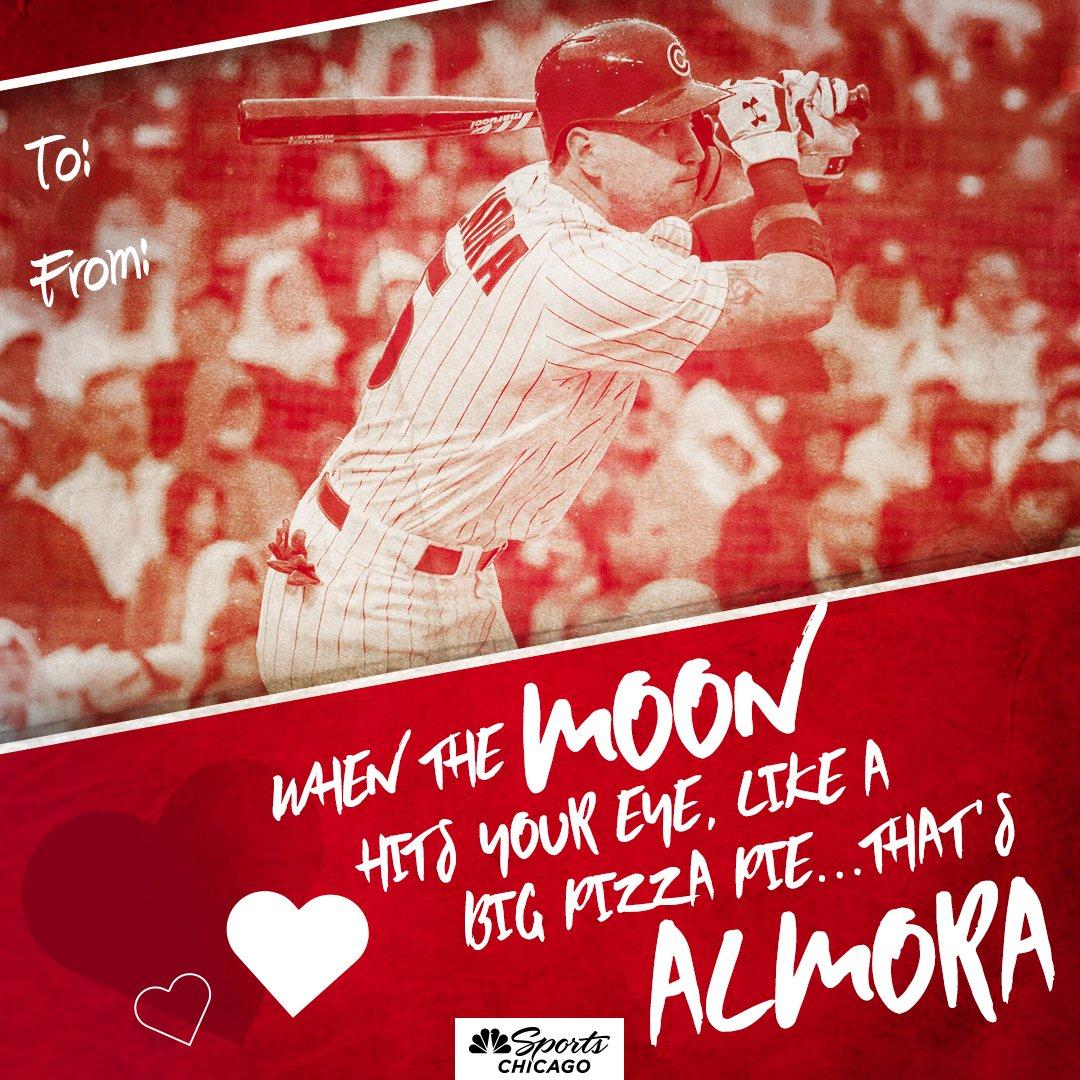 Just like Dean Martin (kinda) sang it... (@albertalmora) #ValentinesDay