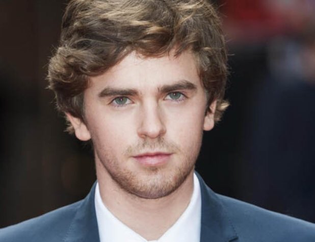 Happy Birthday to my all time favorite, Freddie Highmore. Love you and your work. Continued blessings to you.