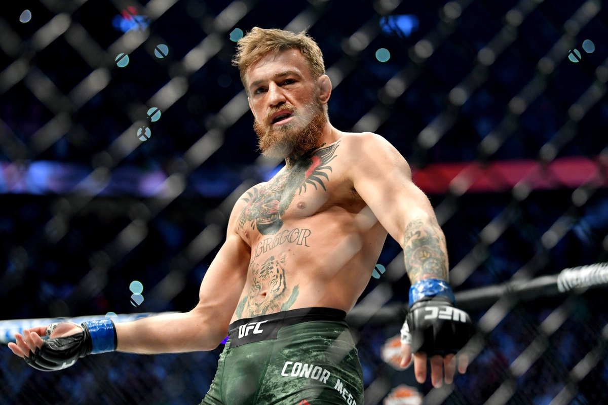 🇮🇪@TheNotoriousMMA next fight:  🔎Possible Opponents   🇷🇺@TeamKhabib   🇺🇸@Cowboycerrone   🇺🇸@NateDiaz209   🇺🇸@BlessedMMA   🇧🇷@SpiderAnderson   💰Who would you like to see him fight?
