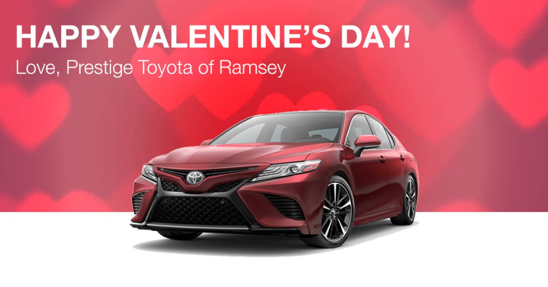 Prestige Toyota Of Ramsey Followed