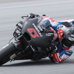 Image for the Tweet beginning: MotoGP: Second fastest Bagnaia still
