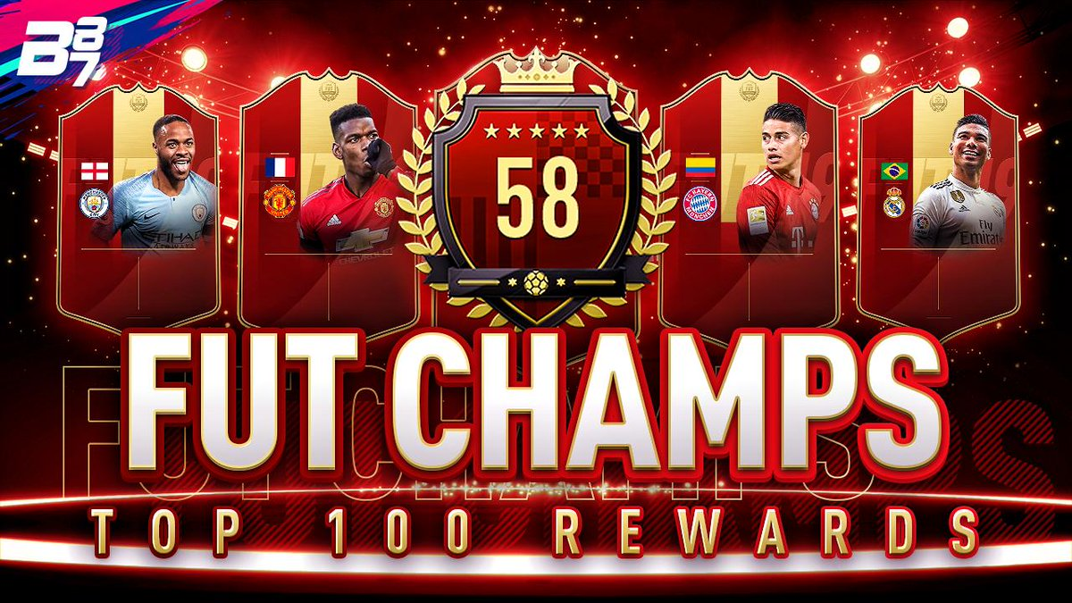 58TH IN THE WORLD FUT CHAMPIONS REWARDS! RED IF PLAYER PICK PACKS! | FIFA 19 ULTIMATE TEAM  RT/Follow myself and @tokyo_time to be in with a chance of winning 12K FIFA POINTS!  https://youtu.be/27mSOZ-R_QQ