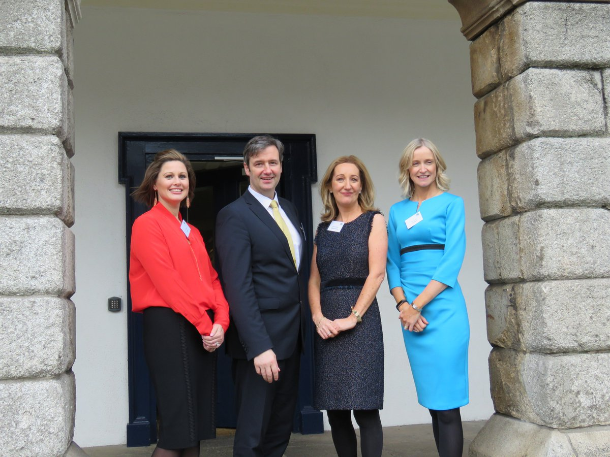 The Panel was delighted to sponsor and take part in the first @100WomenFinance Dublin event of the year earlier on this week. Special guests @michaeldarcy TD & @AlzbetaKlein spoke at the event in Dublin Castle. https://buff.ly/2WYltMF #100WomeninFinance #100WF