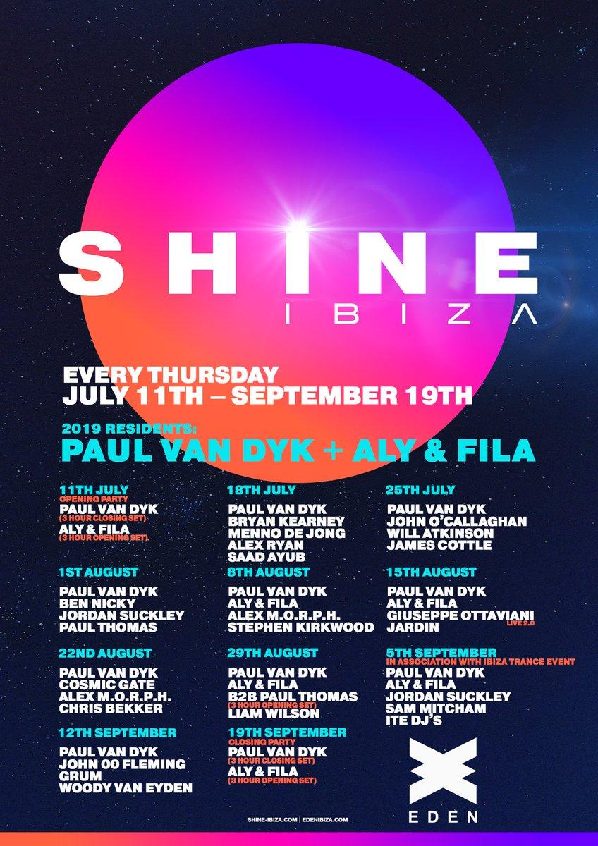 shine ibiza season 2