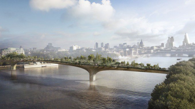 More than £40m of taxpayers money 'wasted on London's failed Garden Bridge' https://t.co/OryAdOi6lo