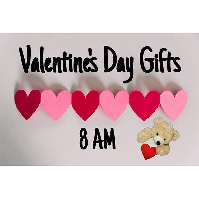 We'll be out at 8 AM (yes, the one in the morning) to fulfill all your Valentine's Day needs today! . #Valentines #ValentinesDay #Candy #Heart #Flowers #Roses #LA #LosAngeles #CA #Gift #Present #Balloons #ValentinesDayBalloons #Morning #Thursday #Mylar #… http://bit.ly/2Sy1m9b