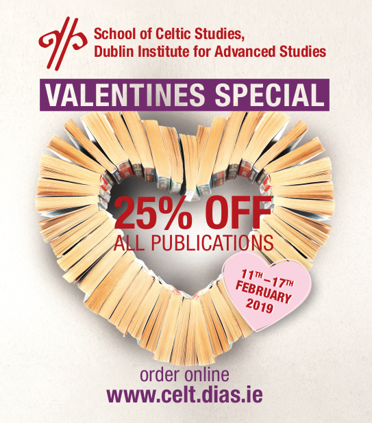test Twitter Media - Happy #ValentinesDay to you all. Here we have an Introduction to Irish Bardic Poetry and you can also enjoy 20% off all our publications for the week. Enjoy  https://t.co/AR7Fb5B74L https://t.co/I6jg9ivqw8