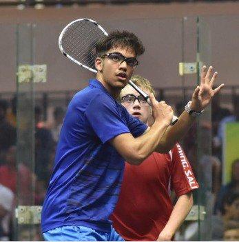 Utkarsh Baheti indian squash players