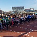 Image for the Tweet beginning: Más de 6.000 atletas de