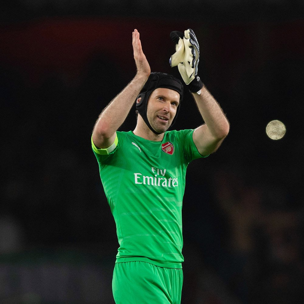 👏 #Arsenal have kept FIVE successive clean sheets in the #EuropaLeague  ⛔️ 3-0 ⛔️ 1-0 ⛔️ 0-0 ⛔️ 3-0 ⛔️ 1-0