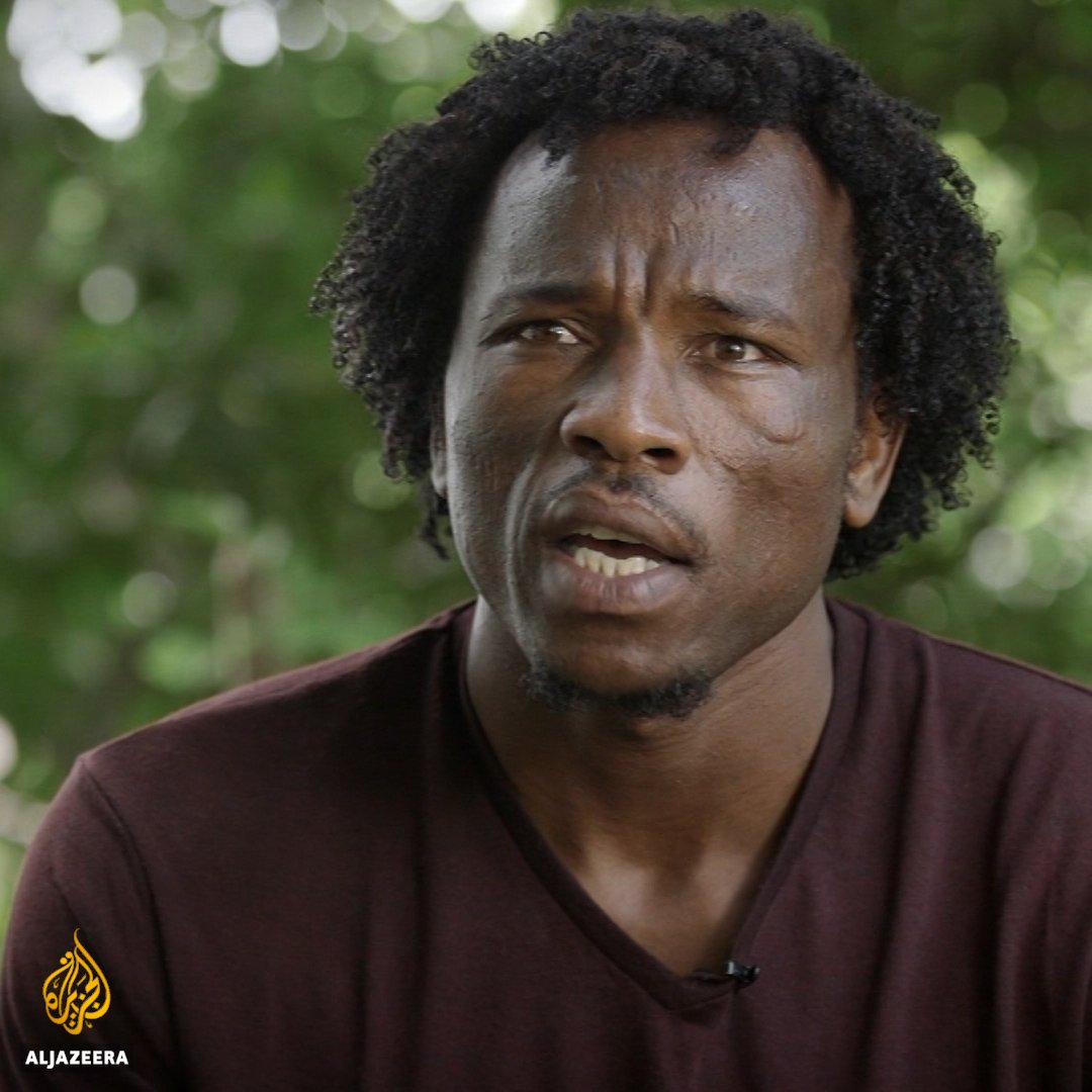 Abdul Aziz Muhamat received the Martin Ennals Award  for exposing Australia's 'cruel' policy on Manus Island.   We spoke to him last December about his years in detention, hear his story.
