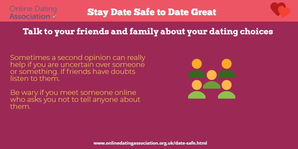 online dating behaviour