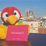 Image for the Tweet beginning: Happy Valentine's day from all