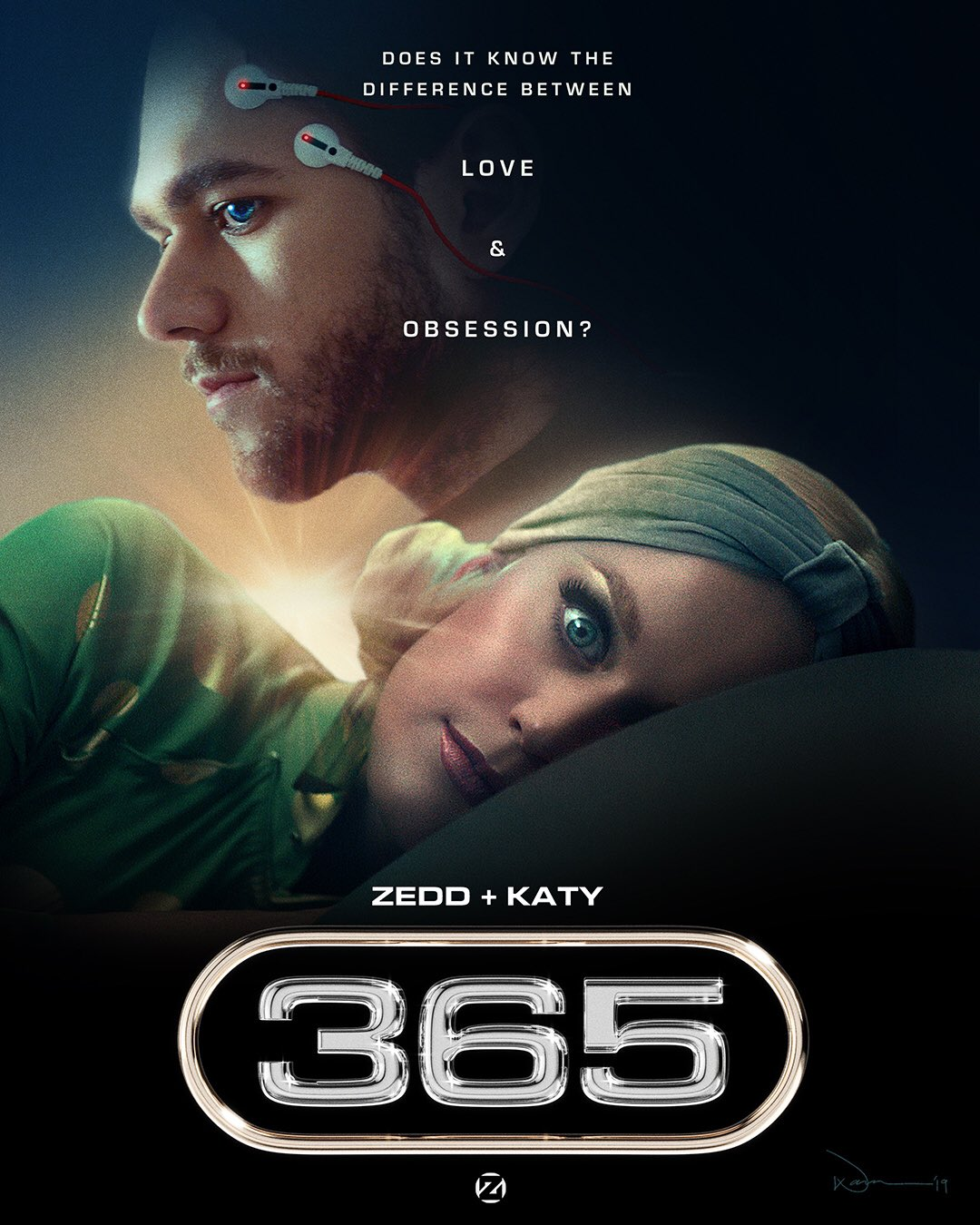 Does it know the difference between LOVE and OBSESSION❓�� ONE HOUR until #365AllTheTime https://t.co/I3yaSNrqAg https://t.co/zZhOIYDTev
