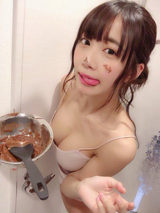 グラビアアイドル天羽希純のTwitter自撮りエロ画像84