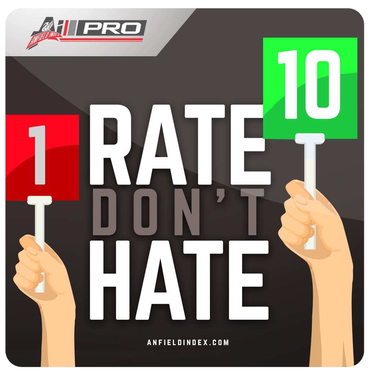 #RateDontHate: #LIVBOU  @The_KYLN& @TomHolmes19 discuss:  🔴Midfield brilliance 🔴Forward domination 🔴The buzz is back!  🎧 Listen for FREE via @AnfieldIndexPro's 7 Day Trial http://goo.gl/GDHT5E