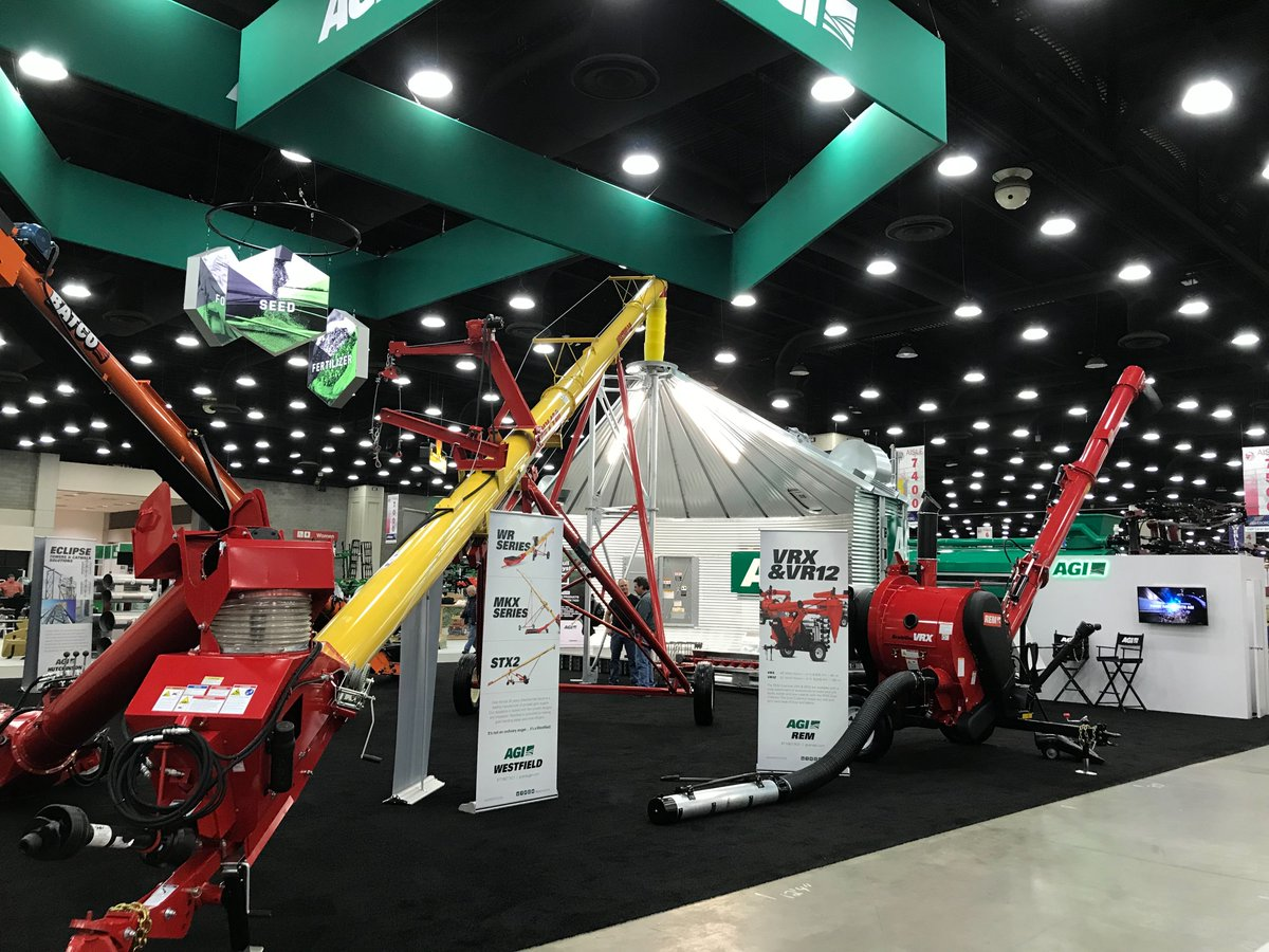 Doors are open for today @KYNFMS. We can't wait to see you! What are you looking forward to at #NFMS19?