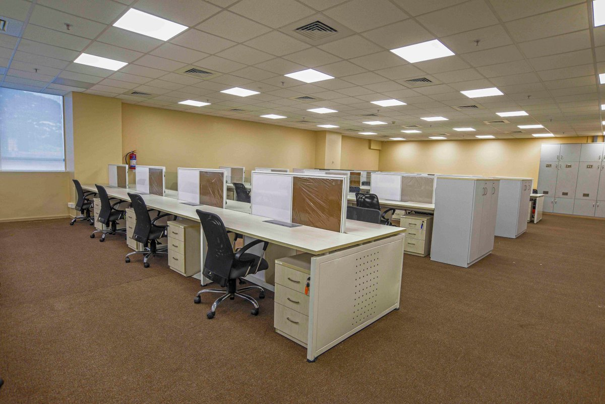 Office modular furniture and interior completed by superb interiors pvt ltd interiordecoration interiorarchitecture interiorsdesign furnituredesign