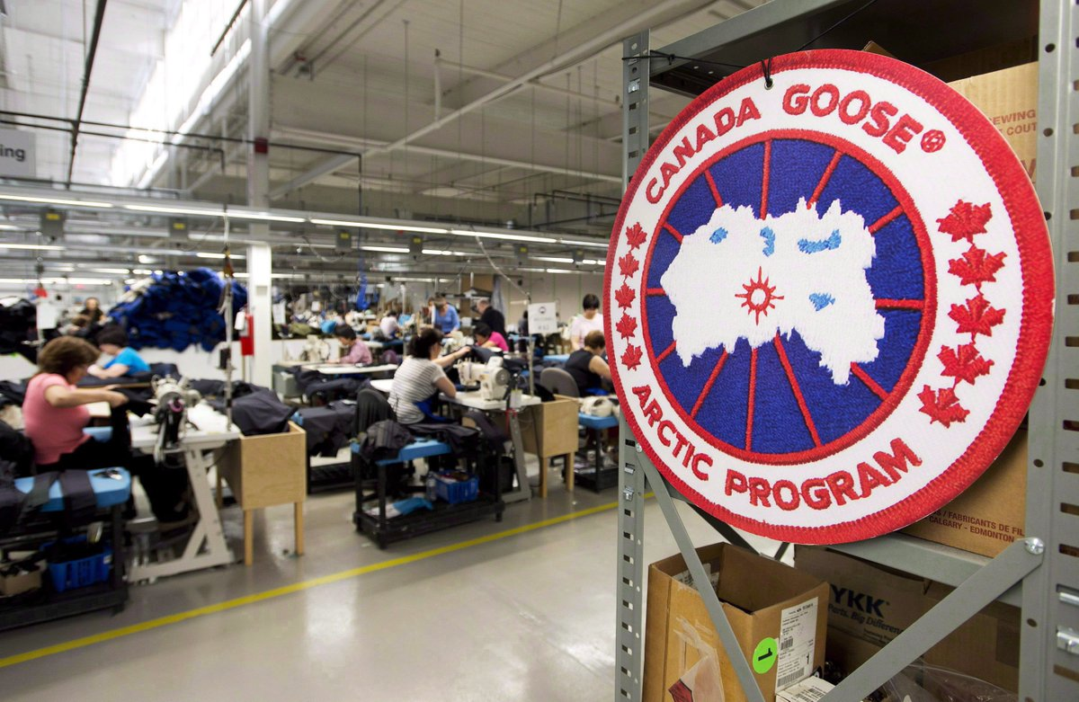 Canada Goose to open new Montreal factory, reports Q4 profit up from year ago http://fw.to/wQclz1E