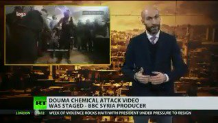 #Douma chemical attack video was staged – BBC Syria producer