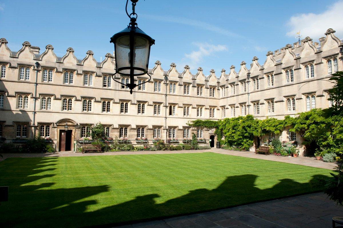 'Celtic Studies is a golden thread within the greatest traditions of Oxford' – A professorship in #CelticStudies has been permanently endowed, thereby securing the future of this important subject: http://bit.ly/2BwY7EA