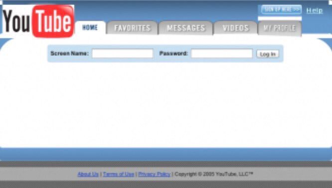 On this day in 2005: YouTube founded https://t.co/nfXaZRtaHV