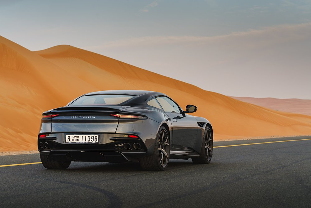 #DBSSuperleggera - Aggressive, yet beautiful.…
