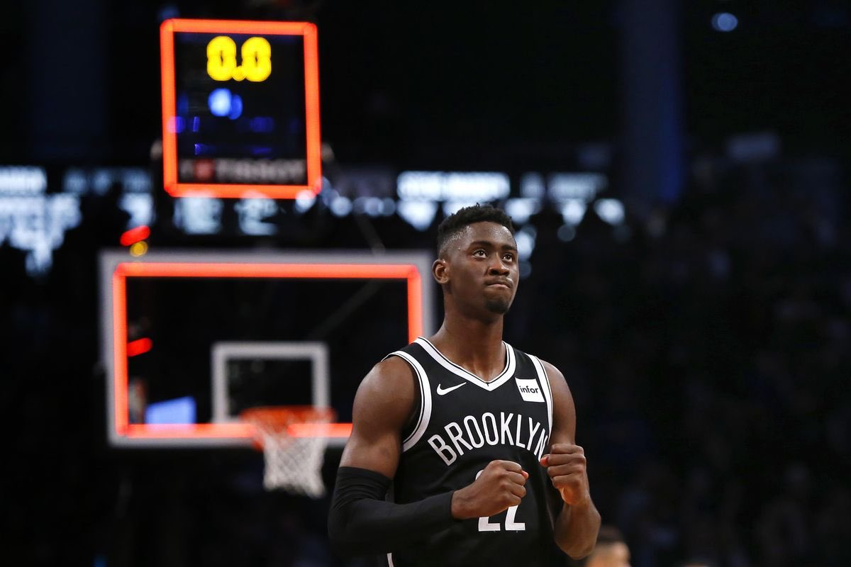 Notable mentions: @CarisLeVert  LeVert played 14 games & the big leap happened, averaging 18 points w/ 2 game-winning shots before enduring a gruesome injury.   He was on pace for an All-Star year pre-injury. Now healthy, he's an integral part in Brooklyn's playoff push.