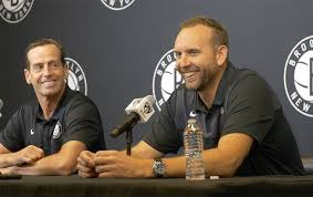Notable mentions: Kenny Atkinson and Sean Marks. Both COY & EOY candidates.   It took only 3 years for the 2 to establish a foundation & identity. The players you see above were given the opportunity to thrive because of these two.   & thanks to them, the Nets are relevant again.