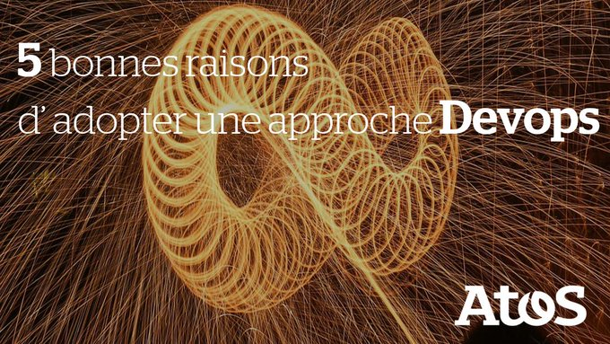 [DevOps] #Décloisonnement, #agilité, #collaboration renforcée, confrontation des idées et de...