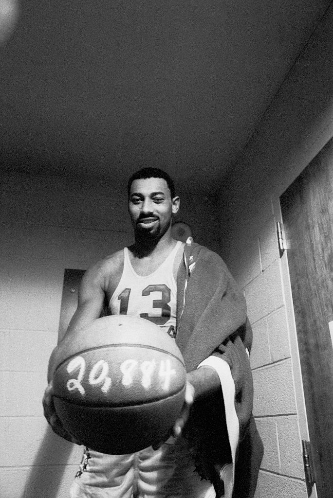 53 years ago today:  Wilt Chamberlain scored 41 points against Detroit to pass Bob Pettit (20,880 points) and become the NBA's all-time scoring leader.    Chamberlain held the title for 18 years until he was passed by Kareem Abdul-Jabbar in 1984.