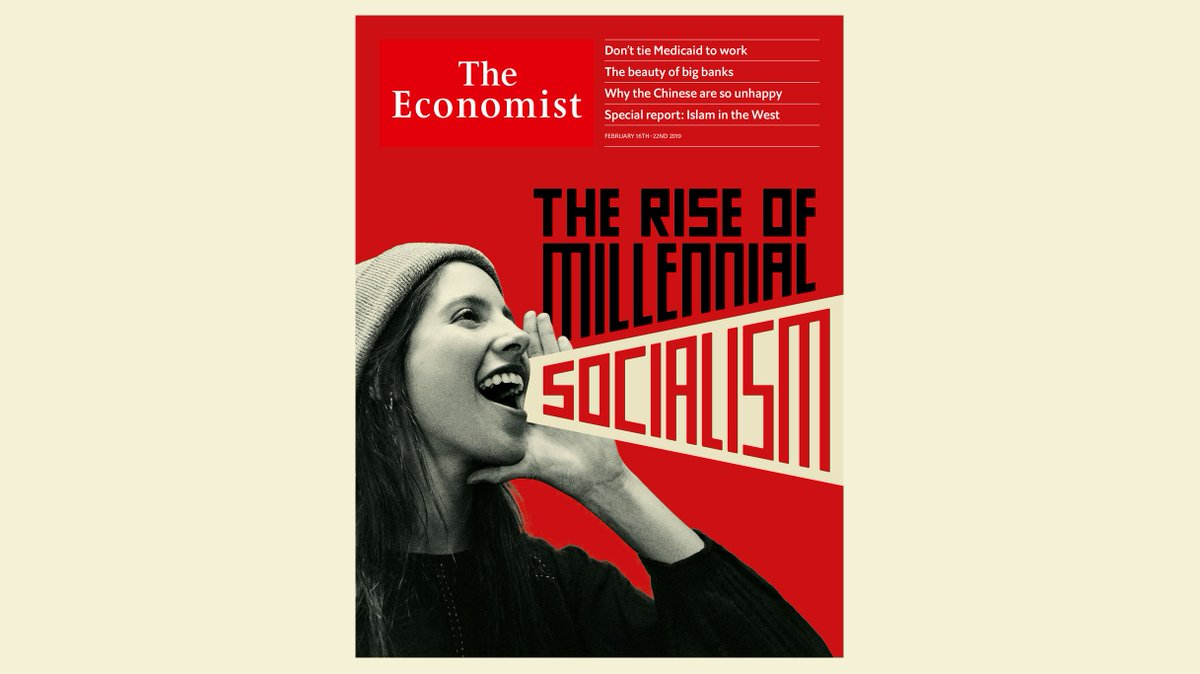 Socialism is back. It is not the answer to capitalism's problems. Our cover this week