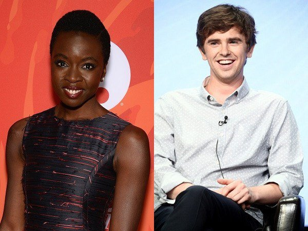 February 14: Happy Birthday Danai Gurira and Freddie Highmore