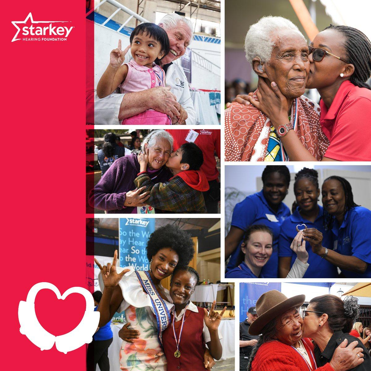 ... help us continue to spread love by giving the gift of hearing to those in need. Donate at http://bit.ly/Donate_SHF pic.twitter.com/9tttW0hiHP