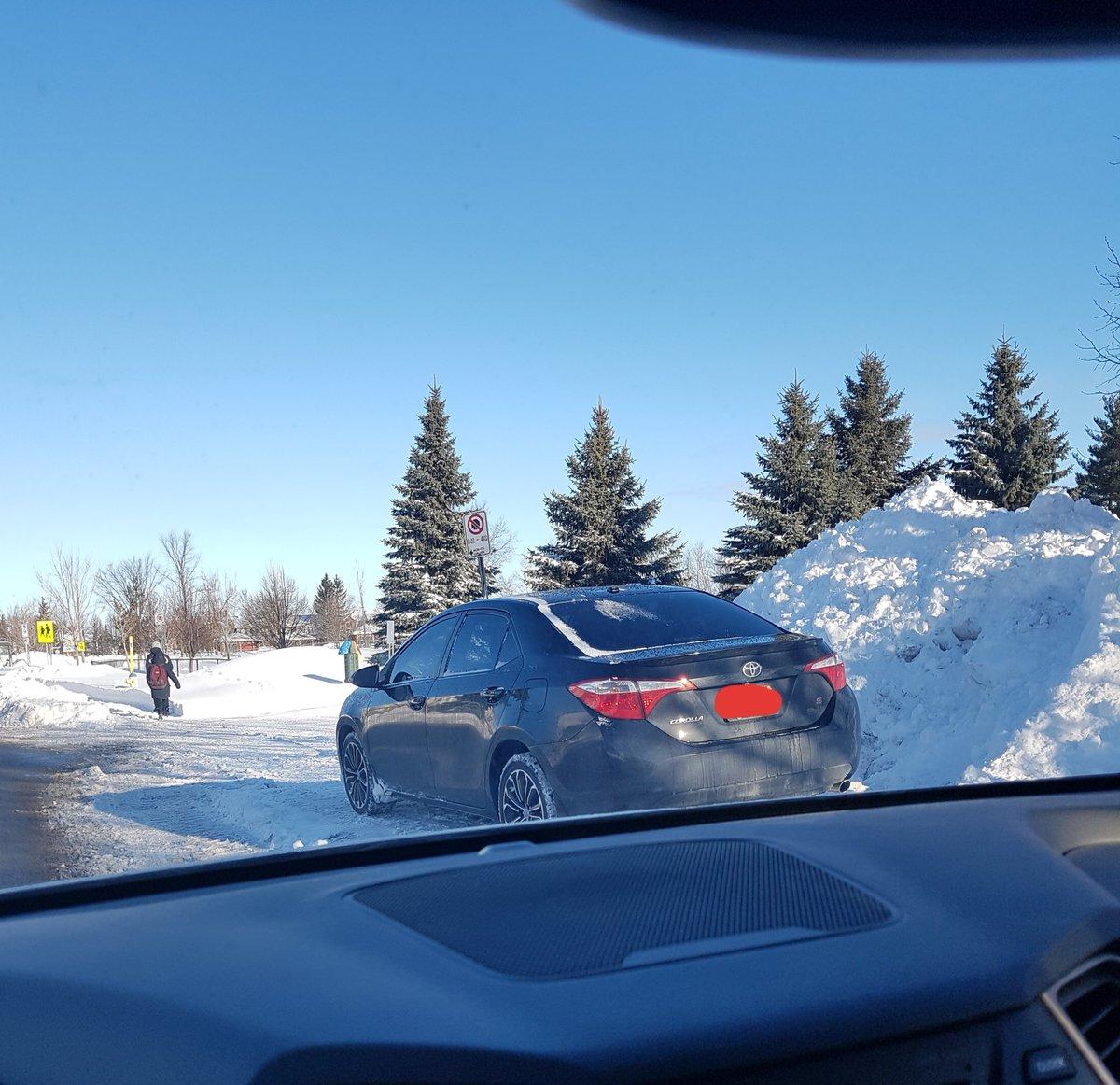 Sarah Blank's photo on #SnowMageddon2019