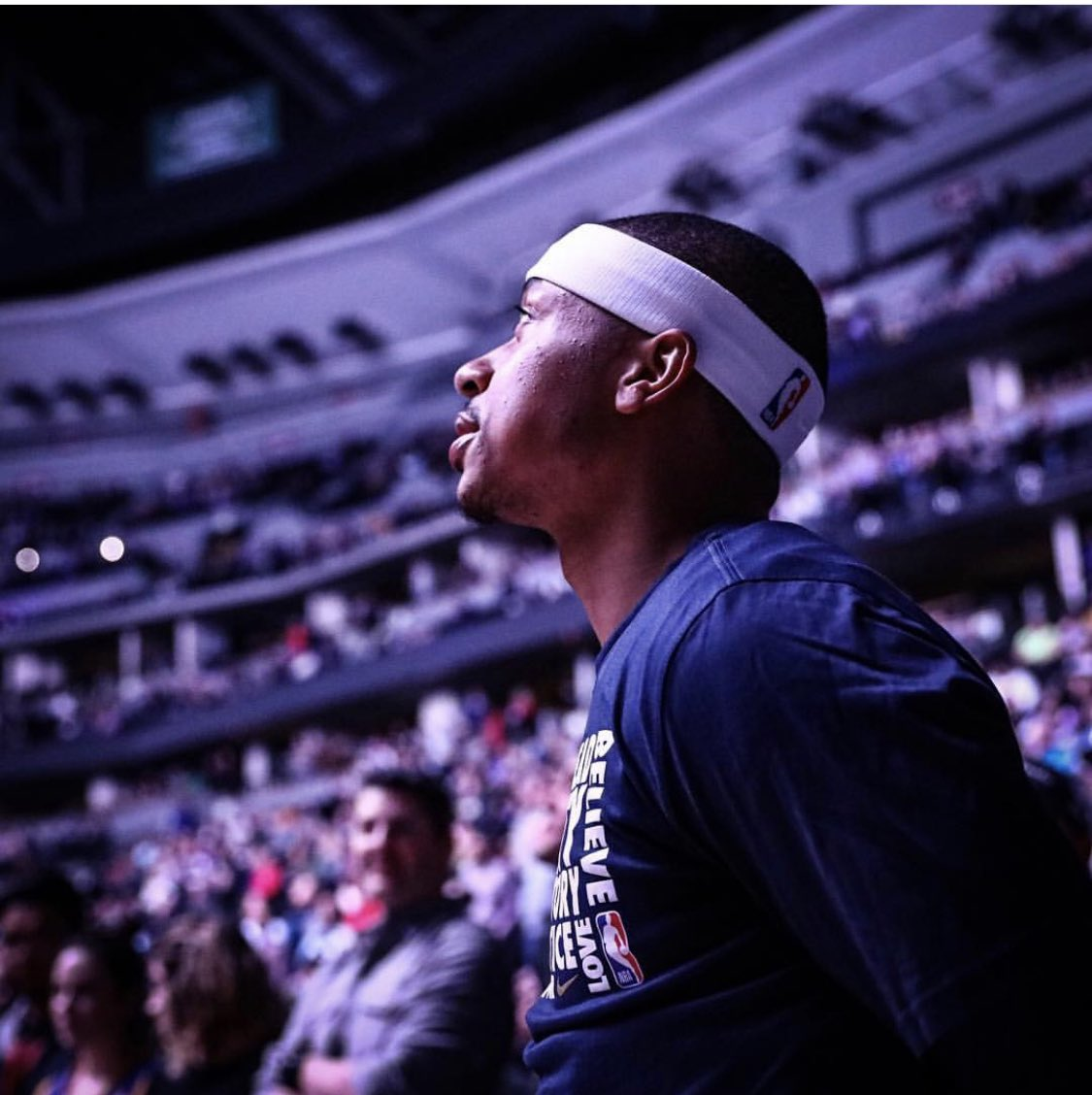 """Hard work always pays of even if takes some time it always does."" @isaiahthomas #SlowGrind"