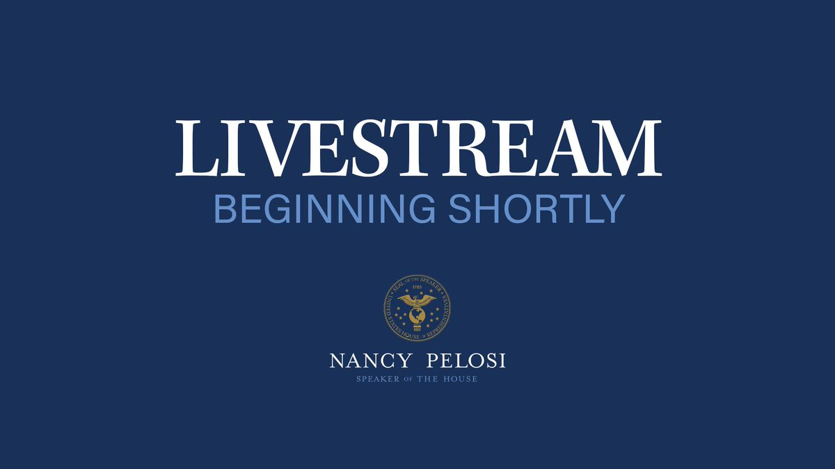 I will be holding my weekly press conference today at 3:30 pm ET. Tune in here: https://goo.gl/YBzdTv