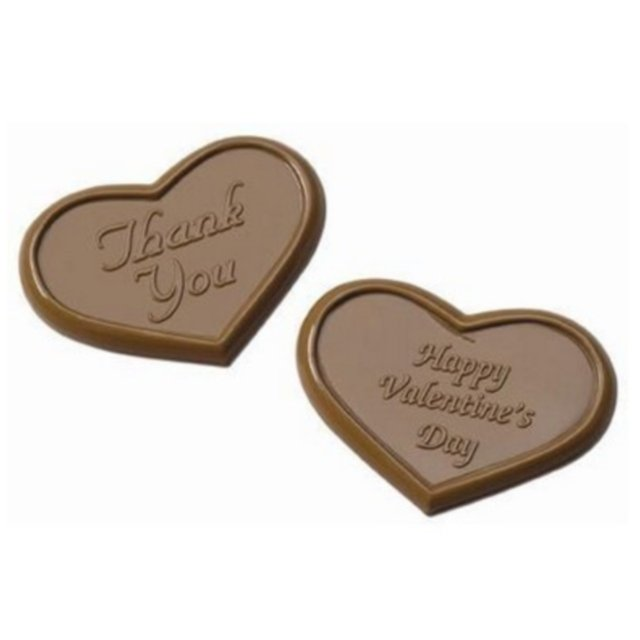 Happy #Valentine'sDay! If you haven't purchased any Valentine's Day giveaways for your consumers, don't worry! It's never too late to spread the love. Give them our Molded Chocolate Heart https://t.co/ExVKUpvuNP https://t.co/i3sTNWa13q
