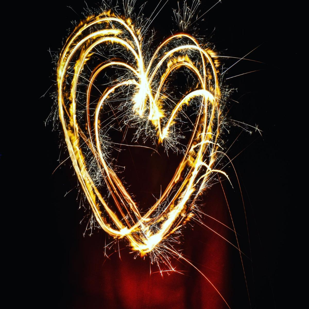 Your love keeps the lights on. Happy Valentine's Day!