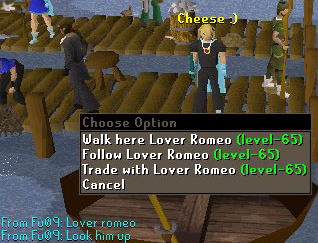 Today 10 years ago, Lover Romeo became the first player to reach 200m Agility xp and also the first player to reach 200m Mining xp! Impressive achievement! <br>http://pic.twitter.com/dDaQRRpUrC