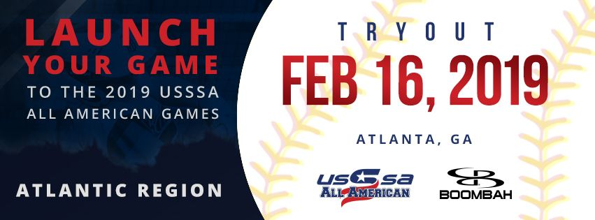 RT USSSAFastpitch &quot;The Atlanta, GA. tryout time has changed to 2-6pm due to inclement weather! We apologize for the inconvenience but want to ensure everyone remains safe!  #playusssa #usssfp #usssaaag <br>http://pic.twitter.com/loKL2GXNGS&quot;