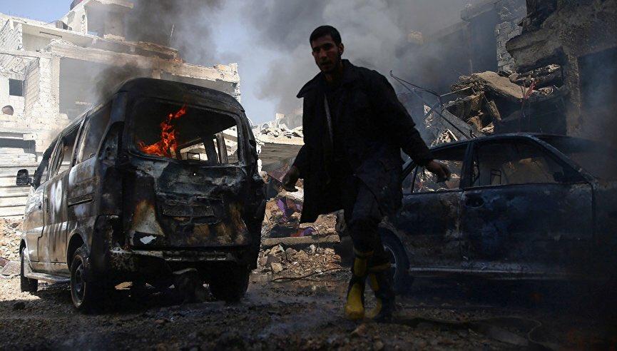 #Siria🇸🇾 #fakenews  Riam Dalati Producer della BBC ammette: Dopo mesi di indagini è stato provato che il filmato del ospedale dopo il presunto attacco delle armi chimiche nella città siriana di Douma liberata dai terroristi era una messa in scena 😱 #terrorismo #Bufale