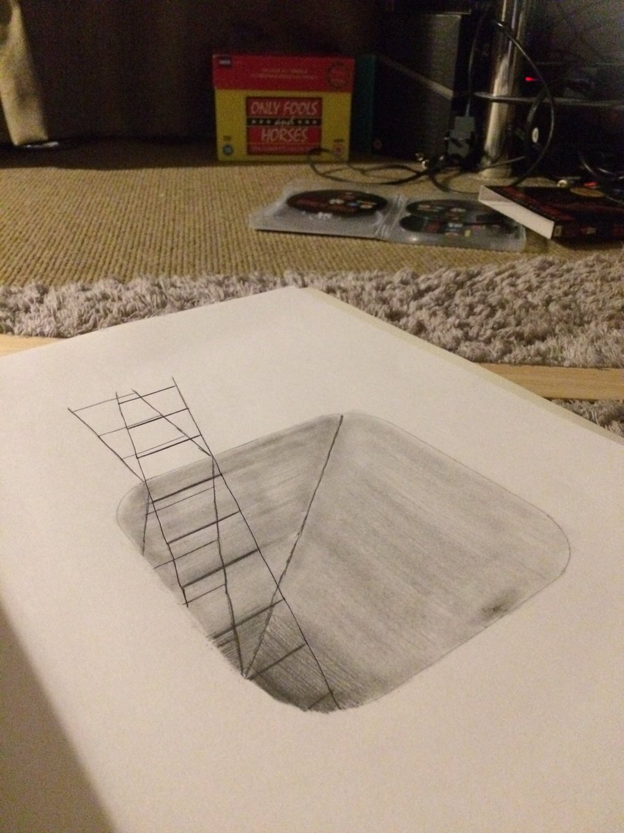 Am off down there's stairs with a day I've had #drawing #Sketching #sketchbook