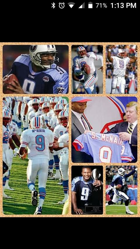 Happy Birthday to Steve McNair! He would have been 46 today.