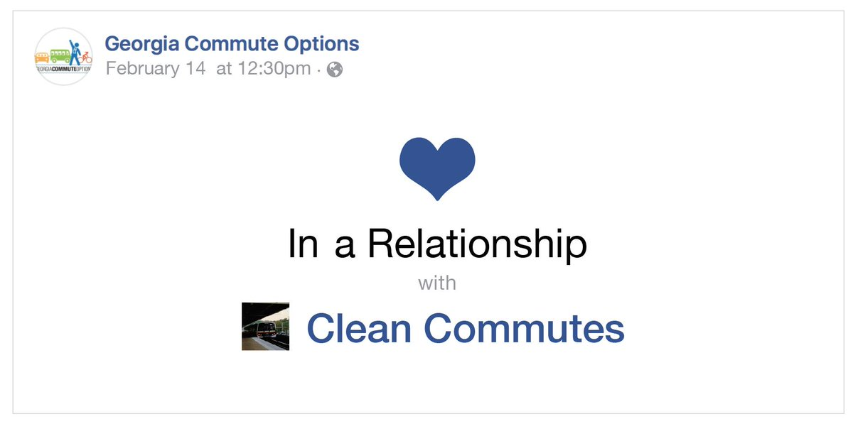 GA Commute Options on Twitter: