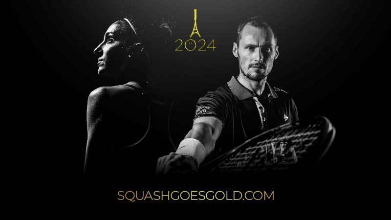 test Twitter Media - #Squash Launches Fourth Bid, Striving For Inclusion At @Paris2024 Olympics @SquashGoesGold #Squash2024 @WorldSquash https://t.co/BKvESMjrq6 https://t.co/4P9fXuXFry
