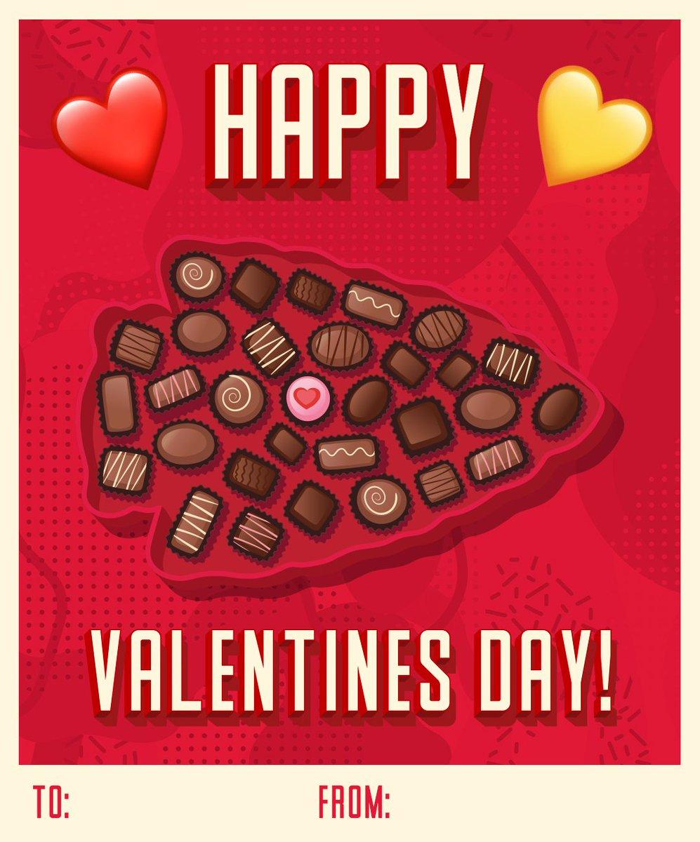 Happy #ValentinesDay!   We love you, #ChiefsKingdom.