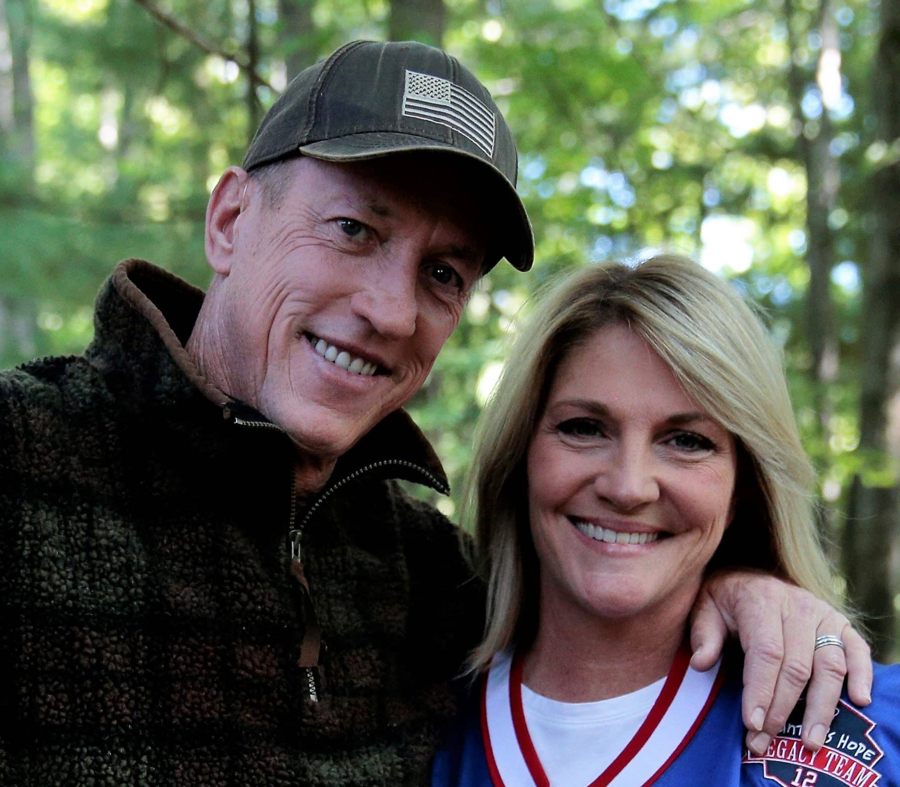Happy birthday to Jim Kelly, former NFL quarterback, head and neck cancer survivor, and 2017 spokesperson!